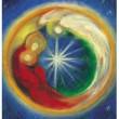 Gemeindebriefmäntel - Pfarrbriefmantel Weihnachten Ankunft Gottes A4/A5, 100 Stück Bild 3